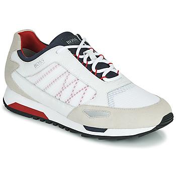 Sapatos Homem Sapatilhas BOSS PARKOUR RUNN NET2 Branco
