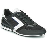 Sapatos Homem Sapatilhas BOSS SATURN LOWP ME Preto