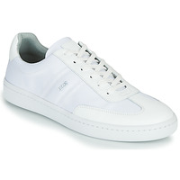 Sapatos Homem Sapatilhas BOSS RIBEIRA TENN NYLT Branco