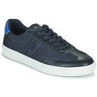 Sapatos Homem Sapatilhas BOSS RIBEIRA TENN NYLT Azul