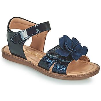 Sapatos Rapariga Sandálias Bisgaard AGNES Marinho