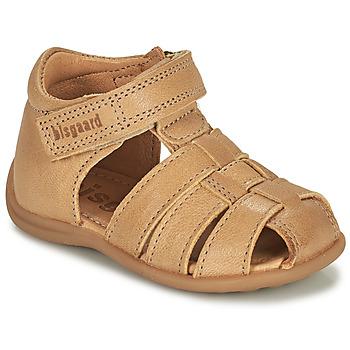 Sapatos Criança Sandálias Bisgaard CARLY Bege