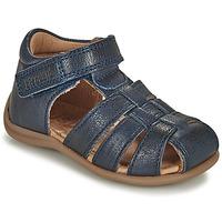 Sapatos Criança Sandálias Bisgaard CARLY Marinho