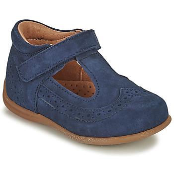 Sapatos Rapariga Sabrinas Bisgaard RAE Marinho