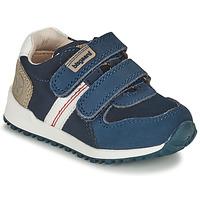 Sapatos Rapaz Sapatilhas Bisgaard STEVIE Marinho