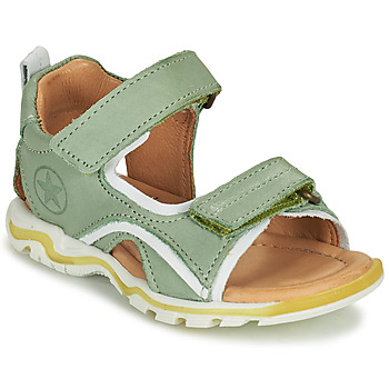 Sapatos Criança Sandálias desportivas Bisgaard ARTHUR Verde