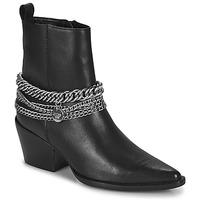 Sapatos Mulher Botas Bronx JUKESON Preto