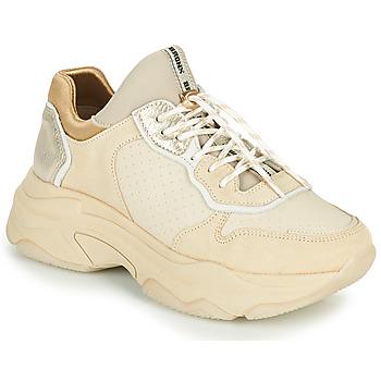 Sapatos Mulher Sapatilhas Bronx BAISLEY Bege