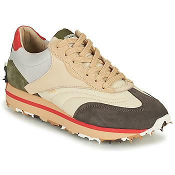 Sapatos Mulher Sapatilhas Bronx MA TRIXX Cinza / Castanho / Verde