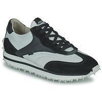 Sapatos Mulher Sapatilhas Bronx MA TRIXX Preto / Branco