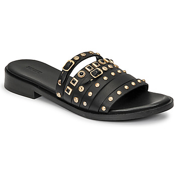 Sapatos Mulher Sandálias Bronx THRILL Preto