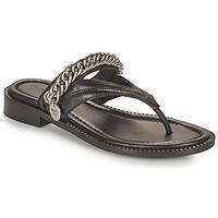 Sapatos Mulher Sandálias Bronx NEW THRILL Preto