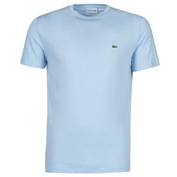 Textil Homem T-Shirt mangas curtas Lacoste ALFED Azul