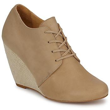 Sapatos Mulher Botas baixas D.Co Copenhagen EMILY Creme