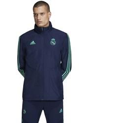 Textil Homem Casacos fato de treino adidas Originals  Azul