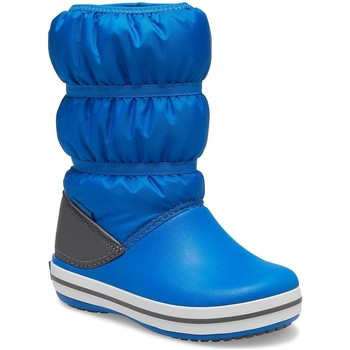 Sapatos Criança Botas de neve Crocs Crocs™ Crocband Winter Boot Kid's 35