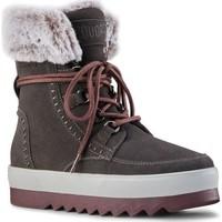 Sapatos Mulher Botas de neve Cougar Vanetta Suede Pewter