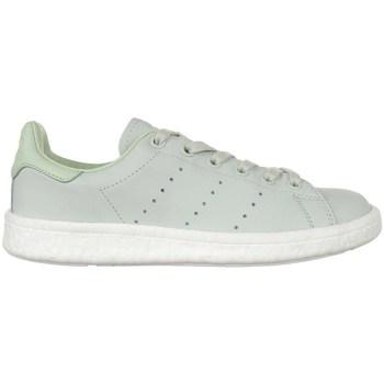 Sapatos Mulher Sapatilhas adidas Originals Stan Smith Boost Verde