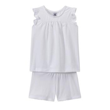 Textil Rapariga Pijamas / Camisas de dormir Petit Bateau FRIDGET Multicolor