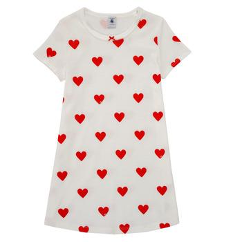 Textil Rapariga Pijamas / Camisas de dormir Petit Bateau MARAMA Multicolor