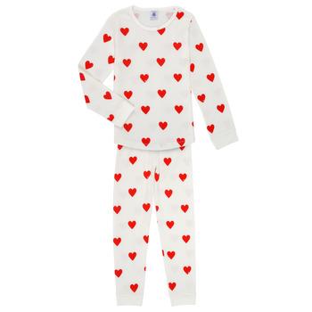 Textil Rapariga Pijamas / Camisas de dormir Petit Bateau MISON Multicolor
