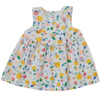 Textil Rapariga Vestidos curtos Petit Bateau MELIANA Multicolor