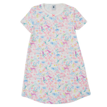 Textil Rapariga Pijamas / Camisas de dormir Petit Bateau MARTINE Multicolor