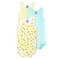Textil Rapaz Pijamas / Camisas de dormir Petit Bateau MOLIU Multicolor