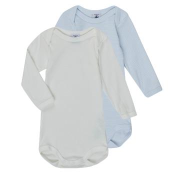 Textil Rapaz Pijamas / Camisas de dormir Petit Bateau A00AR-00 Multicolor