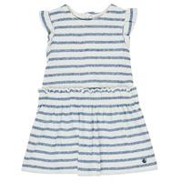 Textil Rapariga Vestidos curtos Petit Bateau MILANAIS Multicolor