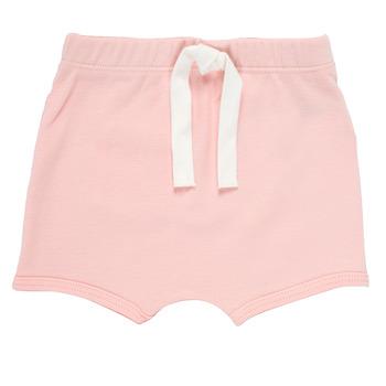 Textil Rapaz Shorts / Bermudas Petit Bateau MATHEO Rosa