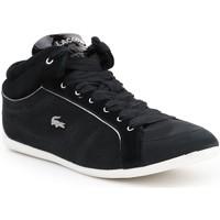 Sapatos Mulher Sapatilhas Lacoste Missano MID W6 SRW 7-27SRW1201024 black