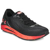 Sapatos Homem Sapatilhas de corrida Under Armour HOVR SONIC 4 CLR SHFT Preto / Vermelho