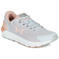 Sapatos Mulher Sapatilhas de corrida Under Armour CHARGED ROGUE 2.5 Salmão / Cinza