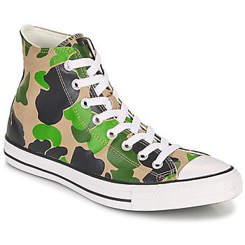 Sapatos Homem Sapatilhas de cano-alto Converse CHUCK TAYLOR ALL STAR ARCHIVE PRINT  HI Camuflagem