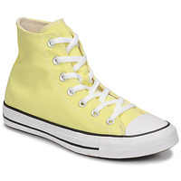 Sapatos Mulher Sapatilhas de cano-alto Converse CHUCK TAYLOR ALL STAR SEASONAL COLOR HI Amarelo