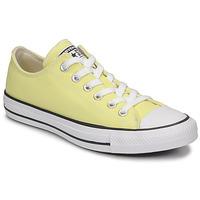 Sapatos Mulher Sapatilhas Converse CHUCK TAYLOR ALL STAR SEASONAL COLOR OX Amarelo
