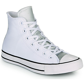 Sapatos Mulher Sapatilhas de cano-alto Converse CHUCK TAYLOR ALL STAR ANODIZED METALS HI Branco