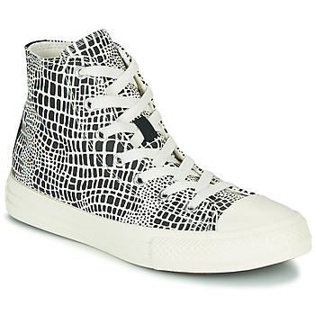 Sapatos Rapariga Sapatilhas de cano-alto Converse CHUCK TAYLOR ALL STAR DIGITAL DAZE HI Preto / Branco