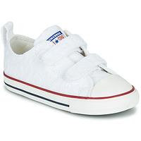 Sapatos Rapariga Sapatilhas Converse CHUCK TAYLOR ALL STAR 2V LOVE CEREMONY OX Branco