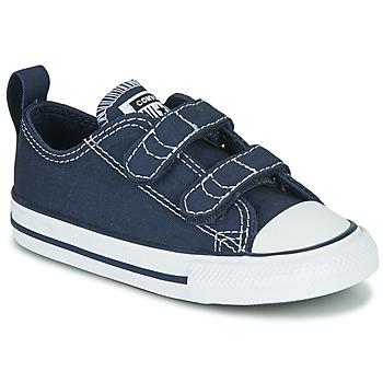 Sapatos Criança Sapatilhas Converse CHUCK TAYLOR ALL STAR 2V  OX Azul