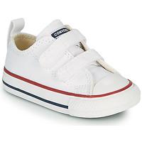 Sapatos Criança Sapatilhas Converse CHUCK TAYLOR ALL STAR 2V FOUNDATION OX Branco