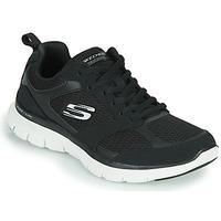 Sapatos Mulher Fitness / Training  Skechers FLEX APPEAL 4.0 Preto