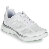 Sapatos Mulher Fitness / Training  Skechers FLEX APPEAL 4.0 Branco