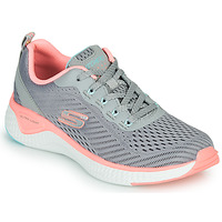 Sapatos Mulher Fitness / Training  Skechers SOLAR FUSE COSMIC VIEW Cinza / Rosa
