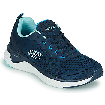 Sapatos Mulher Fitness / Training  Skechers SOLAR FUSE COSMIC VIEW Marinho