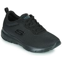 Sapatos Mulher Fitness / Training  Skechers FLEX APPEAL 3.0 Preto