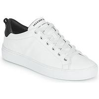 Sapatos Mulher Sapatilhas Skechers SIDE STREET Branco