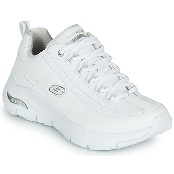 Sapatos Mulher Sapatilhas Skechers ARCH FIT Branco