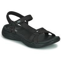 Sapatos Mulher Sandálias desportivas Skechers ON THE GO 600 Preto